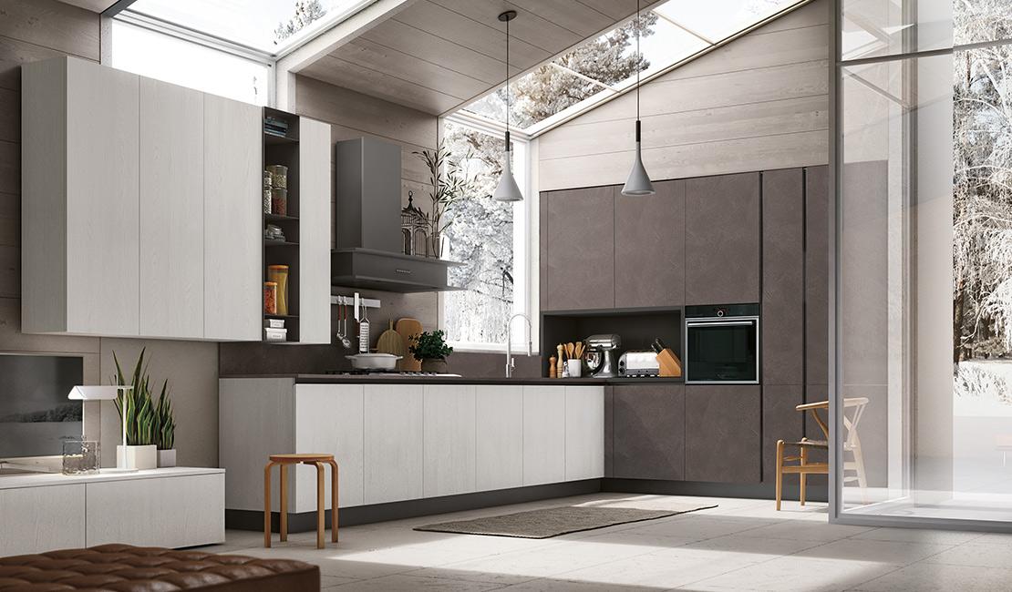 Eurolife - White Modern Kitchen Designs Sydney