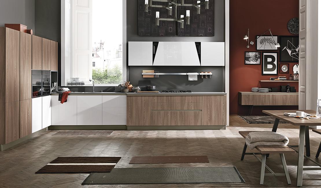 Eurolife Infinity Modern Kitchen Sydney