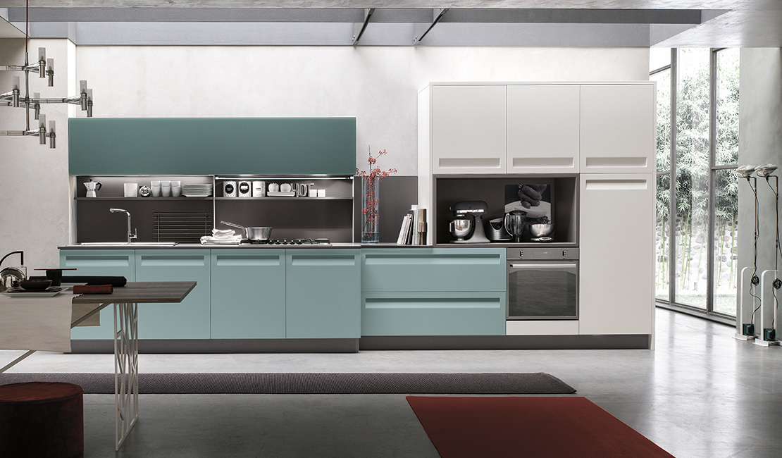 Designer Kitchen - Rewind Verde Sydney