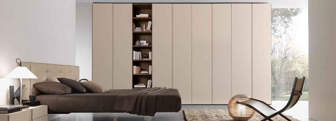 Custom Built-In Wardrobes Designs - Eurolife Sydney