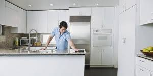 kitchen countertops maintenance
