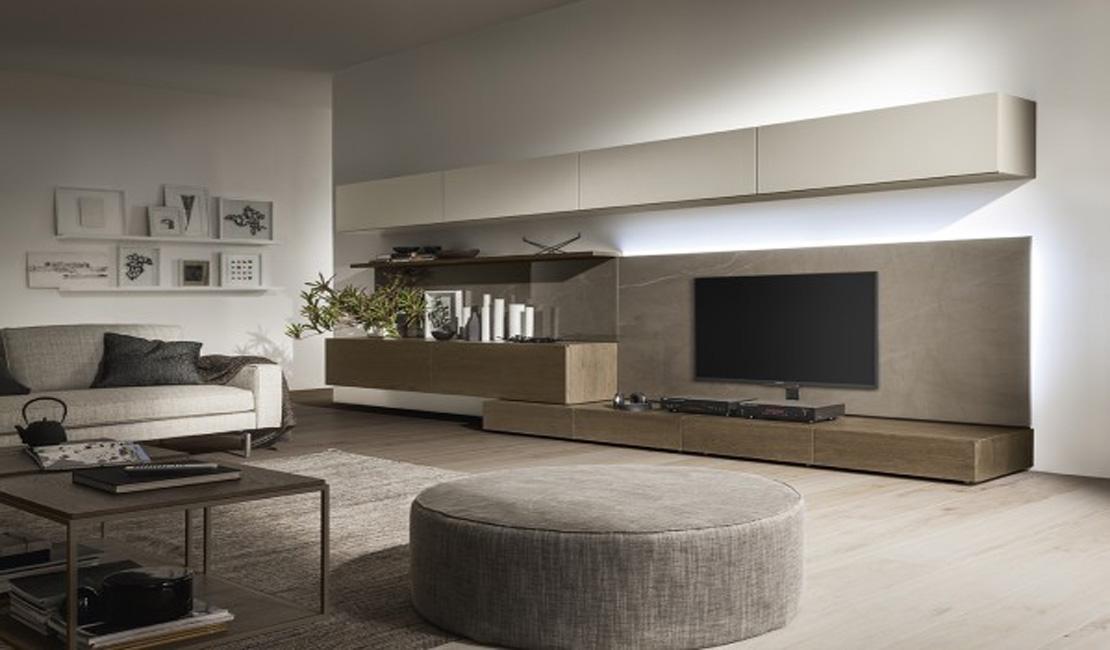 Eurolife Wall + TV Units Furniture Sydney