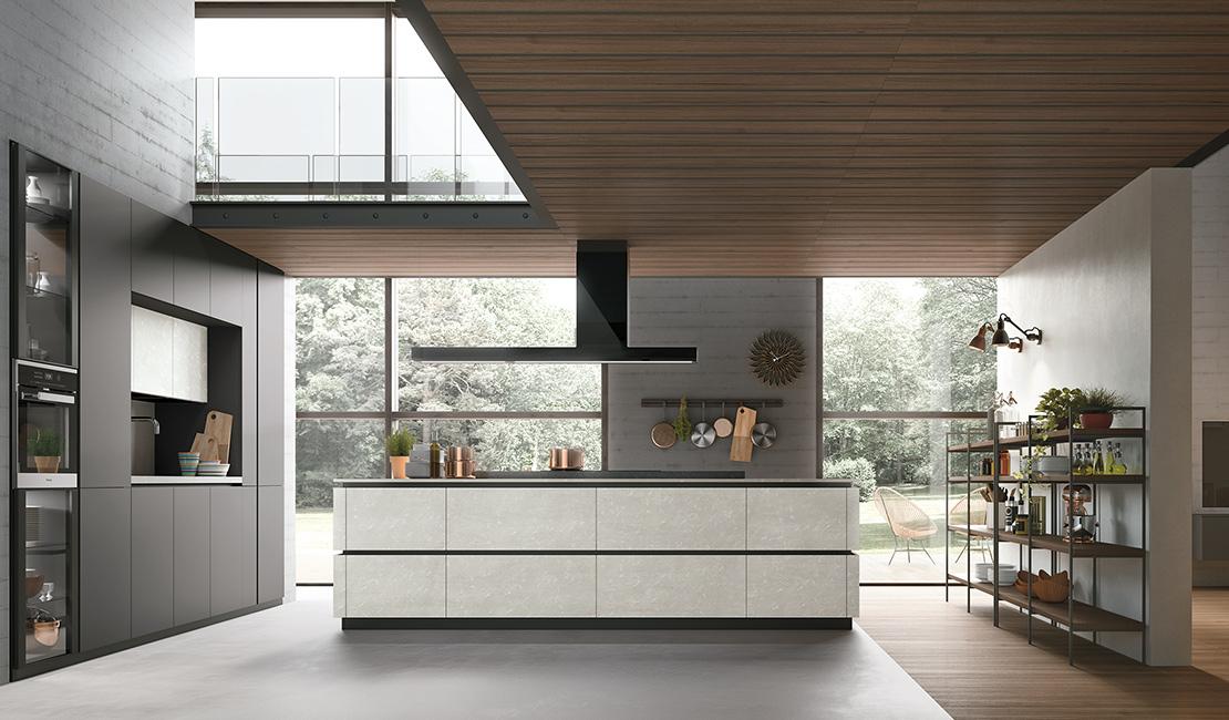 Modern Kitchen Sydney - Metropolis