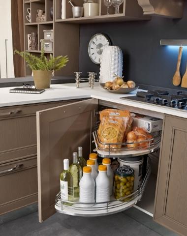 Cabinets - Modern Kitchen Designs Eurolife