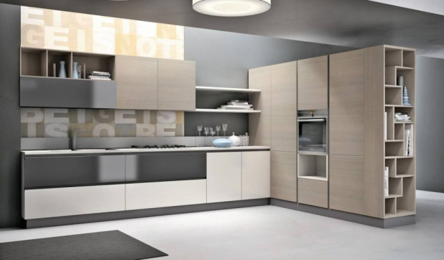 Custom Modern Kitchen Designs Sydney - Aleve