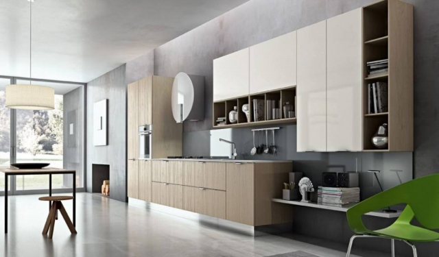 Modern Kitchen Designs Sydney - Aleve