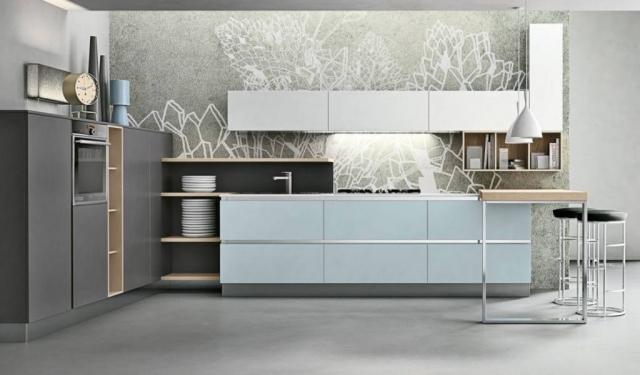 Aleve Modern Kitchen Designer - Eurolife