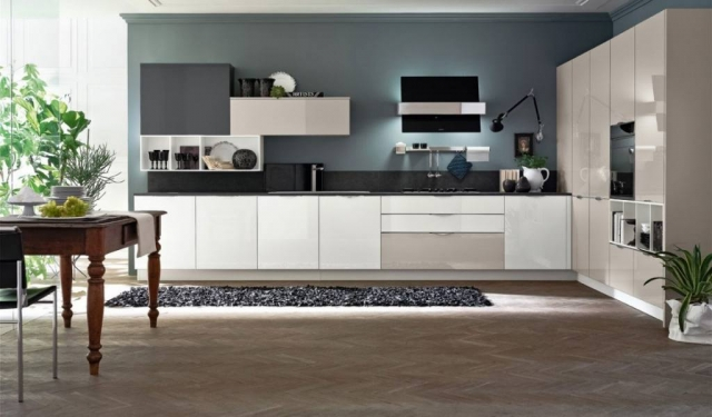 Eurolife - Custom Aleve Kitchen Designs