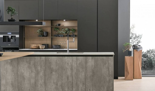 Luxury Modern Kitchen Designs Syndey - Aliant