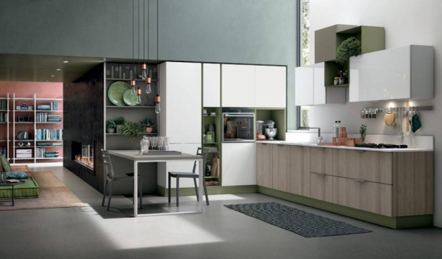 Aliant - Luxury Italian Kitchen Designs Sydney