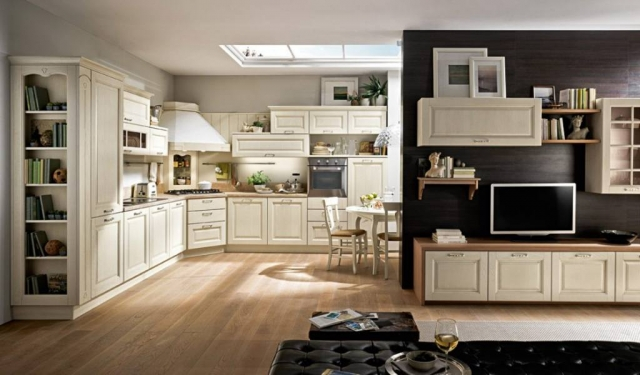 Modern Kitchen Storage Units and Drawers Sydney