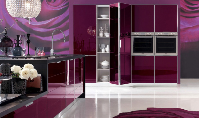 Custom Modern Kitchens Sydney - Brilliant