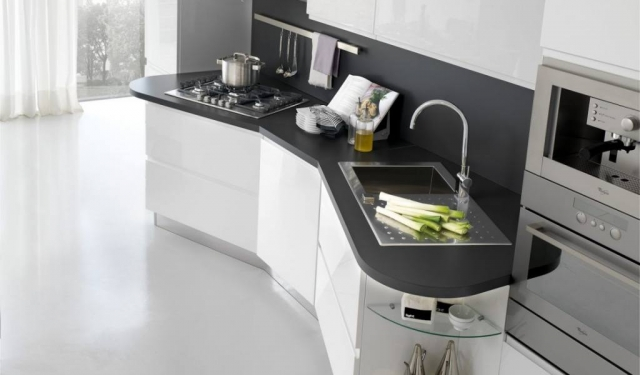Bring Laccato - Eurolife latest kitchen designs Sydney