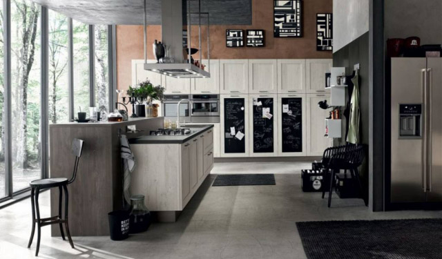 City - Custom Made Kitchen Cabinets