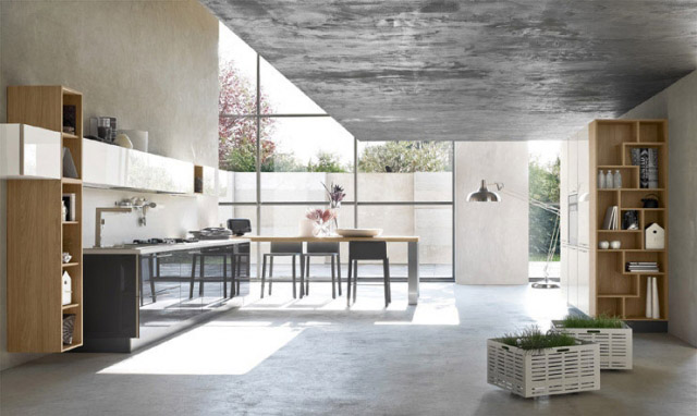 Italian Kitchen Designs Balmain - Kitchens Sydney