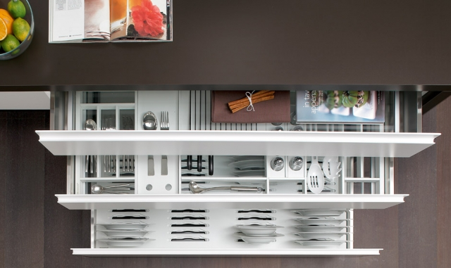 Custom Kitchen Drawers Sydney - Eurolife