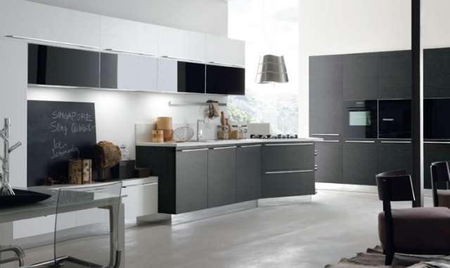 Eurolife - Black Kitchens Designs Sydney
