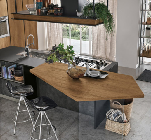Wooden Kitchen Cabinet Design Sydney - Eurolife