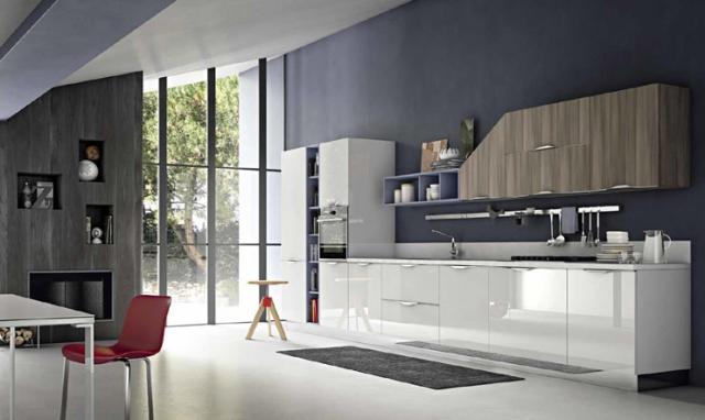 Modern Kitchen Cabinets Balmain - Eurolife Sydney