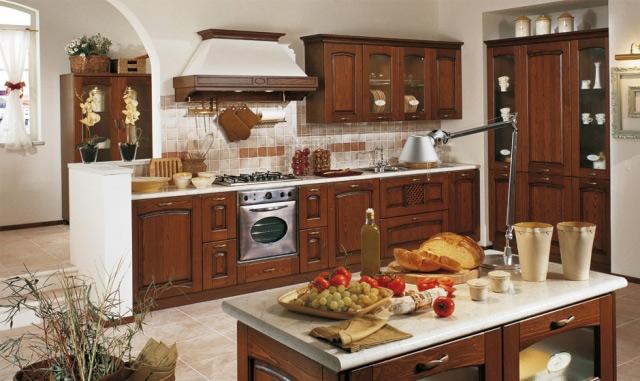 Traditional Kitchen - Focolare Sydney