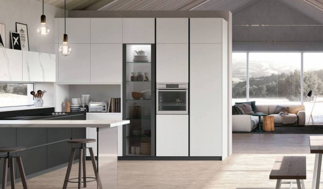 Eurolife - Metropolis Modern Kitchen Design Sydney