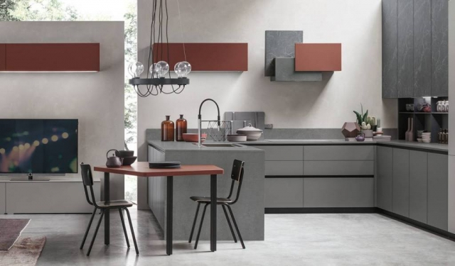 Metropolis Modern Kitchen Furniture Sydney - Eurolife