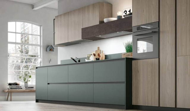 Eurolife Modern Kitchen Design - Metropolis Sydney