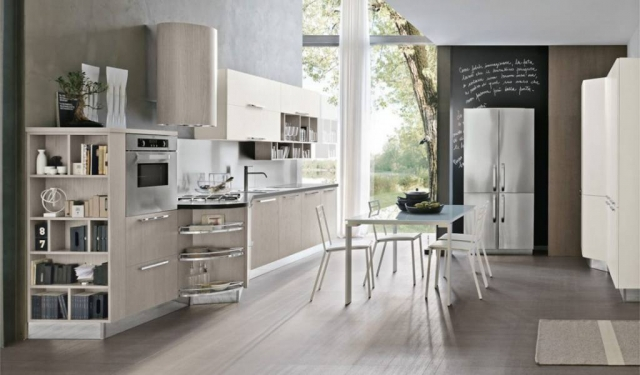 Milly Italian Kitchen Designers - Eurolife