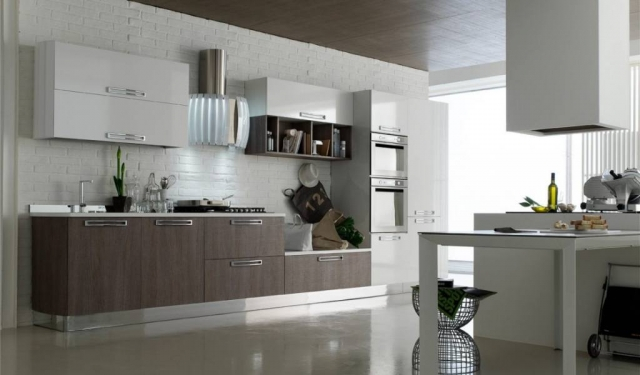 Modern Kitchen Milly Drummoyne - Eurolife