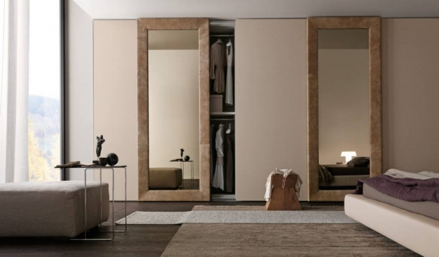 Mirror Glass - Italian Wardrobe Design Sydney