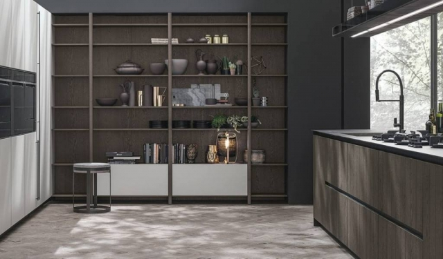 Modern Kitchen Natural Designs Sydney - Eurolife