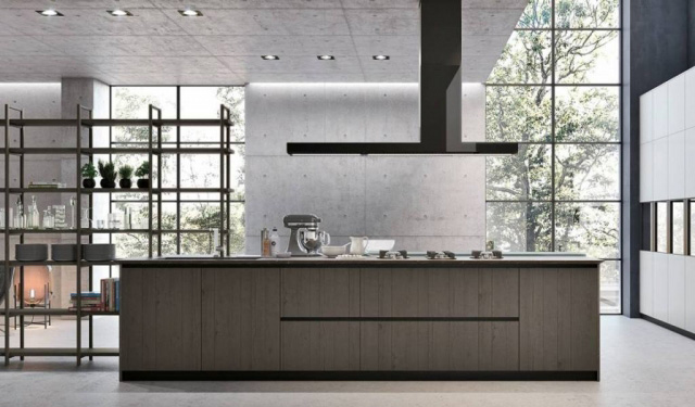 Metropolis - Natural Modern Kitchen Sydney