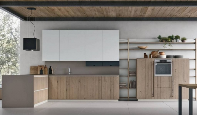 Natural Modern Kitchen Furniture Sydney - Eurolife