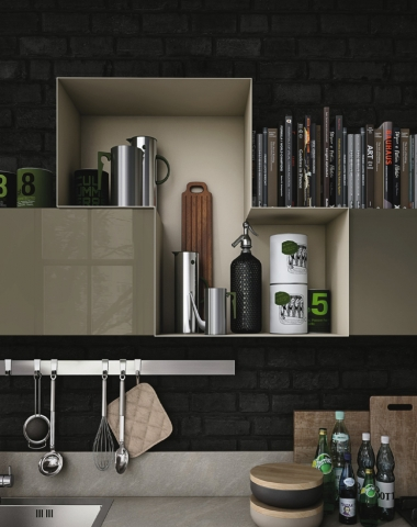 Wall Cabinets Kitchens Sydney - Eurolife