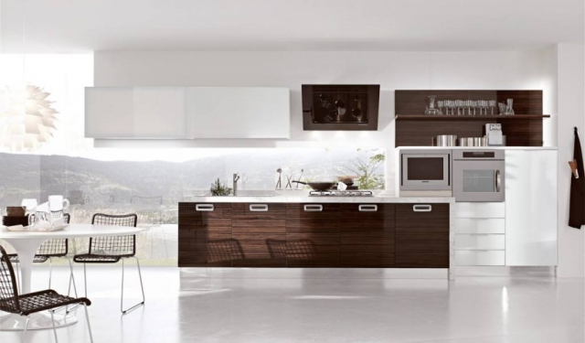 Eurolife - White Kitchen Replay Gloria Balmain