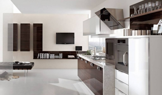 Modern Kitchen Designs Balmain - Replay Gloria Sydney
