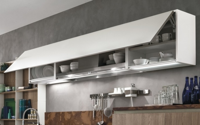 Eurolife Kitchen Wall Cabinets Drummoyne - Kitchens Sydney