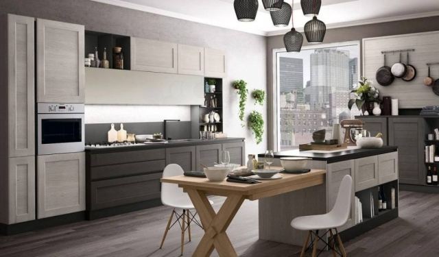 Eurolife Contemporary Kitchen Sydney - York