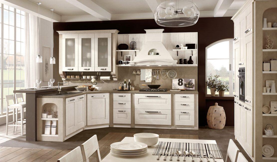 Aida Sydney Traditional Kitchen - Eurolife