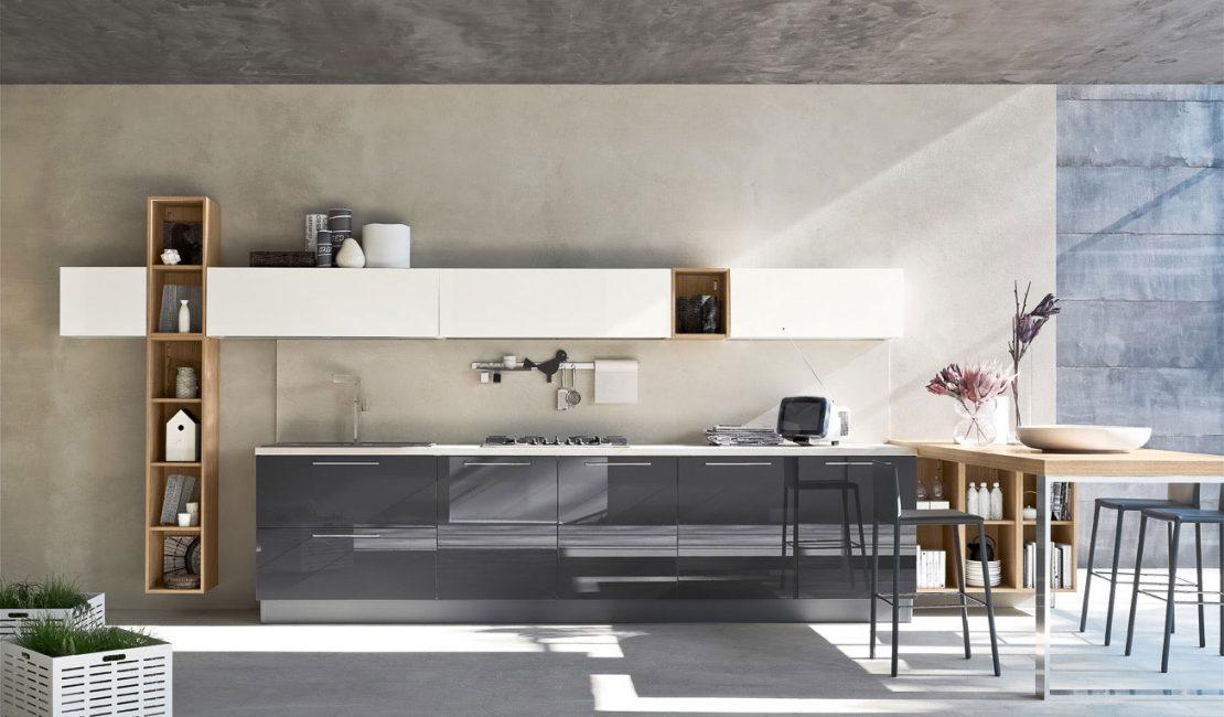 Aleve Modern Kitchen Renovation - Eurolife