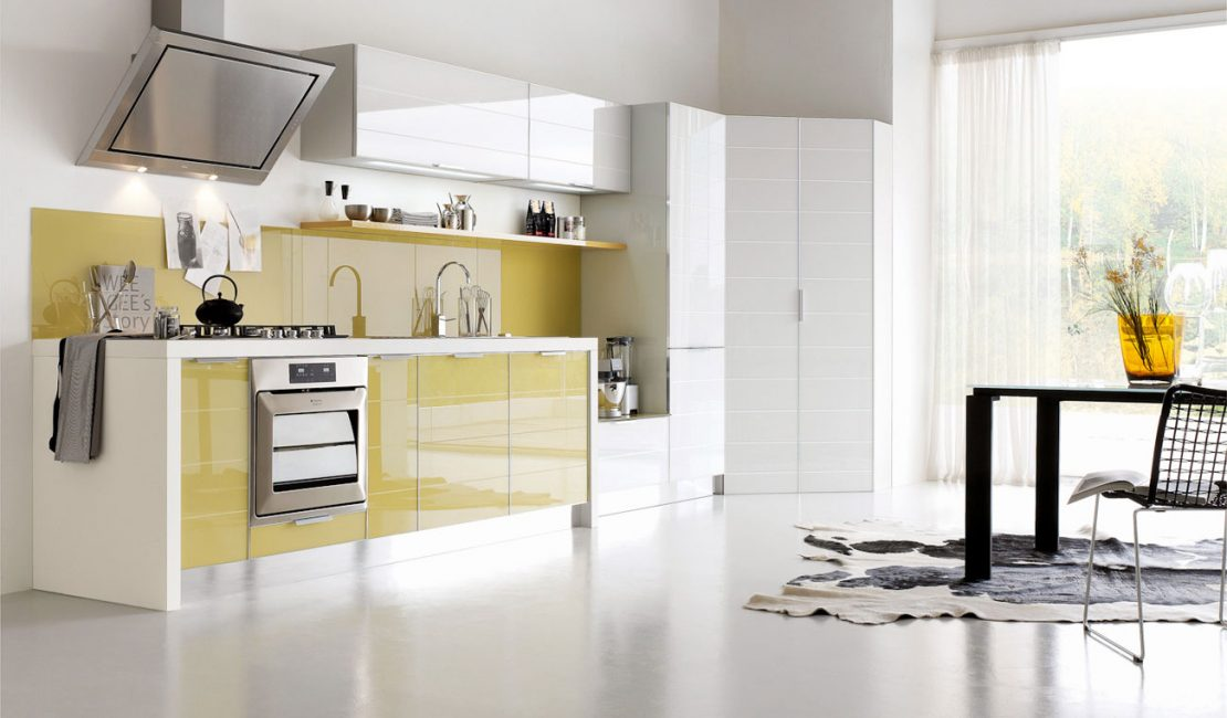 Brilliant Modern Kitchen Sydney - Eurolife