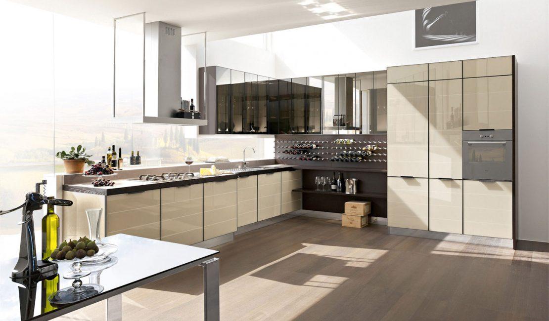 Brilliant Stylish Modern Kitchen Renevotion Sydney -Eurolife