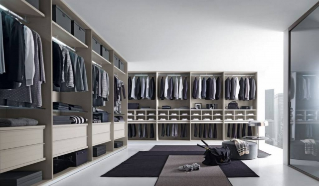 Classic Closet Walkin wardrobes Sydney - Eurolife