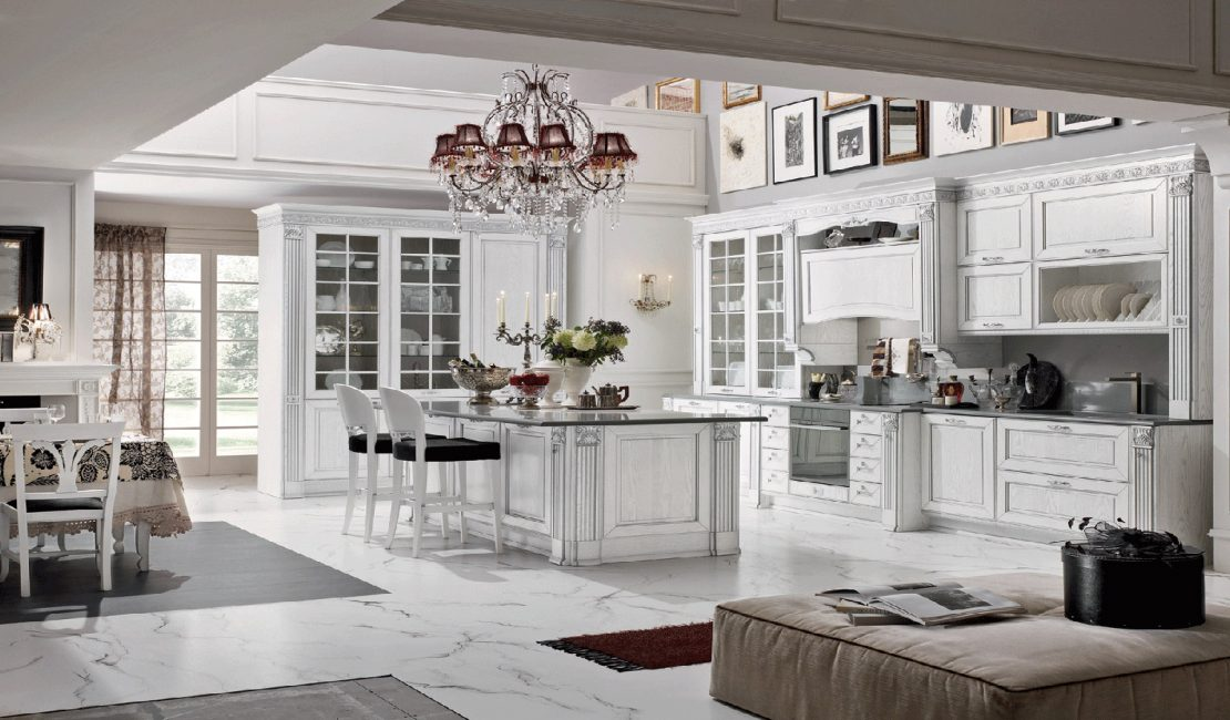 Dolce Vita Traditional Kitchen Renevotion Sydney - Eurolife