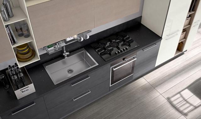 Modern Kitchen Cabinets Aleve - Eurolife