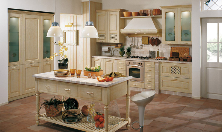 Features Traditional Kitchen Sydney - Eurolife