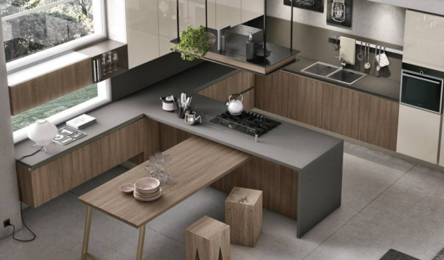 Infinity Modern Kitchen Design Sydney - Eurolife
