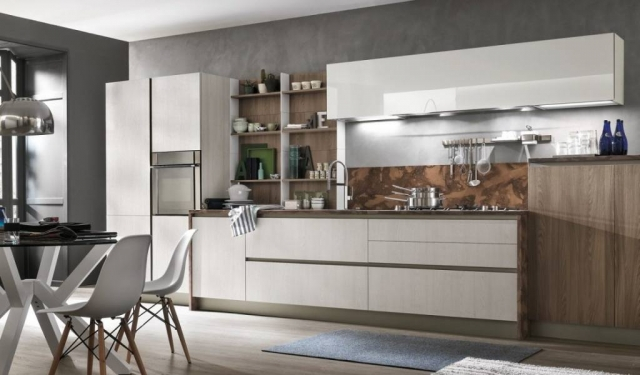 Infinity Italian Modern Kitchen design Sydney