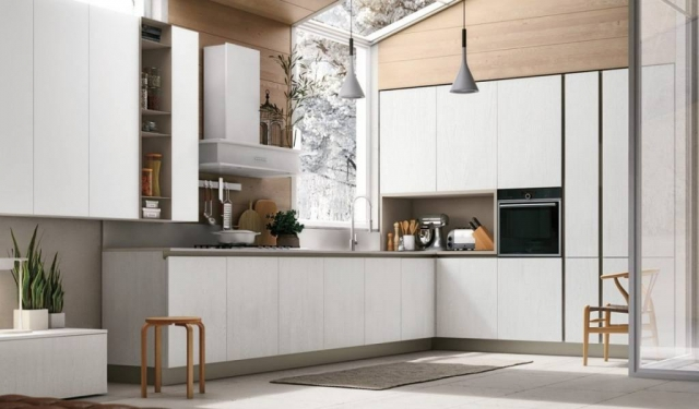 Modern Infinity Kitchen design Sydney - Eurolife