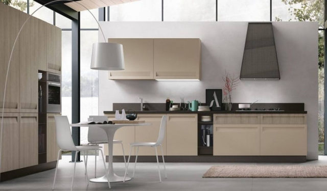 Custom Modern Kitchen Designs Sydney - Rewind